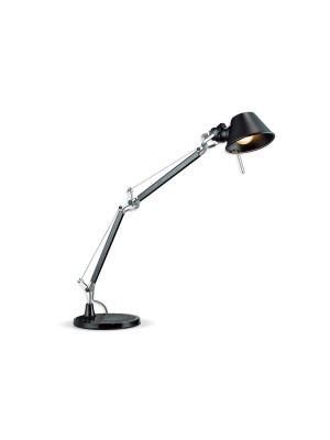 Lámpara de escritorio con brazo móvil