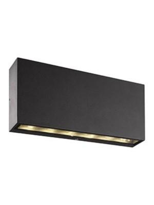 Aplique de Exterior LED CHAIM bidireccional