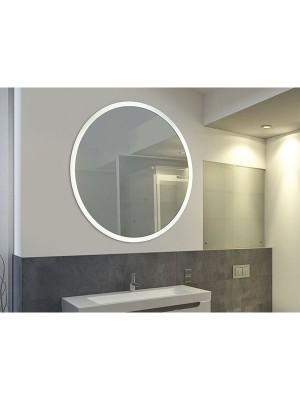 Espejo Circular con Luz por FUERA