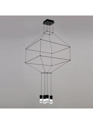Colgante Exa 4 Luces